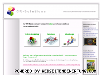 Ranking Webseite 123crs.de