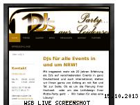 Ranking Webseite 12djs.de