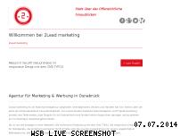 Ranking Webseite 2lead.de
