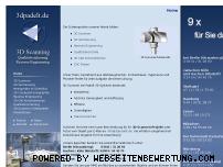 Informationen zur Webseite 3dpadelt.de