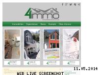 Informationen zur Webseite 4immo.eu