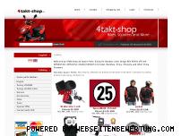Ranking Webseite 4takt-shop.de
