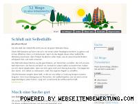 Ranking Webseite 52wege.de