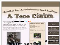 Ranking Webseite a-todo-correr.de
