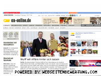 Ranking Webseite aachener-nachrichten.de