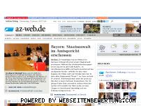 Ranking Webseite aachener-zeitung.de