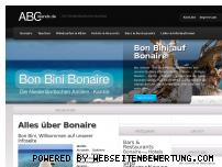 Ranking Webseite abc-islands.de