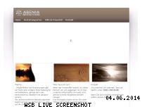 Informationen zur Webseite abenia-bestattung.de