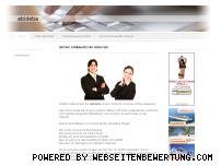 Ranking Webseite abideba.net