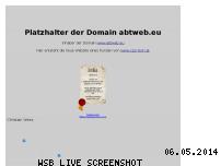 Informationen zur Webseite abtweb.eu