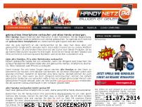 Ranking Webseite abwrackgeld.handy-netz24.de