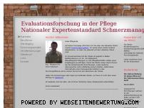 Ranking Webseite achimhollenbach.de