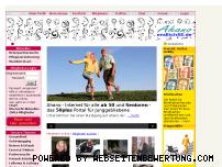Informationen zur Webseite ahano.de