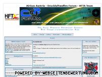 Ranking Webseite airgun-austria.com