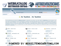 Ranking Webseite all-link.de