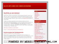 Ranking Webseite alles-mit-links.de