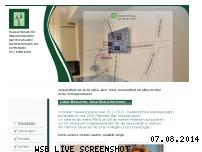 Informationen zur Webseite allgemeinmedizin-berschadski.de