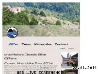 Informationen zur Webseite altomoto.info