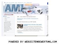 Ranking Webseite ami-leipzig.de