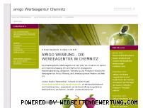 Ranking Webseite amigo-werbung.de