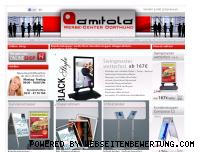 Ranking Webseite amitola-werbecenter.de