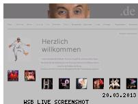 Ranking Webseite andrea-voss.de