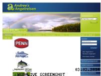 Ranking Webseite andrees-angelreisen.de