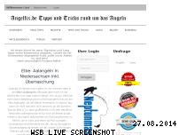Ranking Webseite angelfix.de