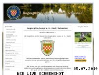 Informationen zur Webseite anglergilde.de