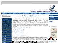 Informationen zur Webseite anleitungen.lars-bronsert.de