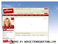 Ranking Webseite antennethueringen.de