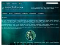 Informationen zur Webseite antontschechow.com