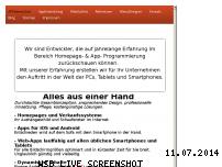 Informationen zur Webseite appedemicsoft.com