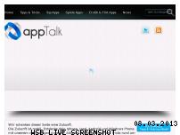 Ranking Webseite apptalk.at