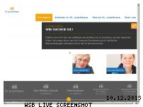 Ranking Webseite arbeiten-sankt-josefshaus.de