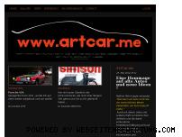 Ranking Webseite artcar.me