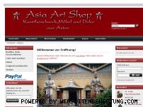 Informationen zur Webseite asia-art-shop.de