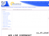 Informationen zur Webseite astro-service.ch