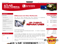 Ranking Webseite atlas-multimedia.de