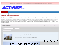 Informationen zur Webseite auslandimmo.de