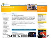 Ranking Webseite auto-service-knoth.de