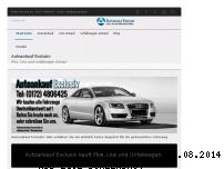 Informationen zur Webseite autoankauf-exclusiv.de