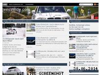Ranking Webseite autoblogger.de