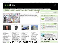 Ranking Webseite autoflotte.de