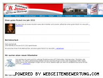 Ranking Webseite autohaus-joses.de
