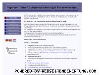 Ranking Webseite automation-prickartz.de
