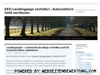 Ranking Webseite automatisch-geld-verdienen.de