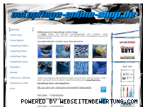 Ranking Webseite autopflege-online-shop.de