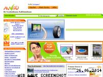 Ranking Webseite auvito.de