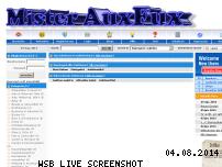 Informationen zur Webseite auxfux.de